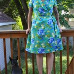 Gertie Sewing Vintage Casual Gerties New Blog For Better Sewing The Wrap Dress From Gertie Sews