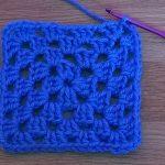 Granny Square Crochet Pattern Basic Granny Square Crochet Tutorial For Beginners Youtube