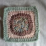 Granny Square Crochet Pattern Free Solid Granny Square Crochet Pattern The Sparkly Toad