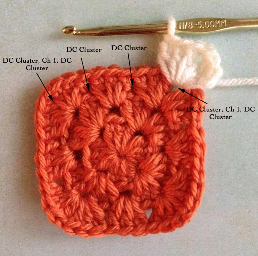 Granny Square Crochet Pattern Granny Square Pattern A Free Crochet Pattern