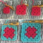 Granny Square Crochet Pattern How To Crochet A Classic Granny Square
