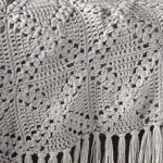 Granny Square Crochet Pattern Vintage Granny Square Motif Afghan Crochet Pattern Pdf Instant Etsy