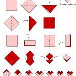 How To Make An Origami Heart How To Make An Origami Heart Envelope Make Pinterest Origami