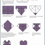 How To Make An Origami Heart Zakka Life Craft Origami Heart Valentines Made These While