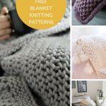 Knit Blanket Pattern Everyone Loves Free Knitted Blanket Patterns Free Knitting