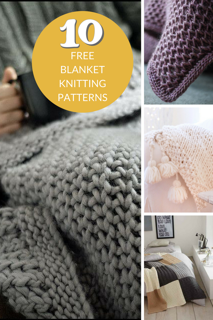 Knit Blanket Pattern Everyone Loves Free Knitted Blanket Patterns Free Knitting