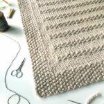 Knit Blanket Pattern Fifty Four Ten Studio The Boulevard Blanket Free Chunky Knitting