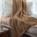 Knit Blanket Pattern Free Free Knitting Pattern For A Ripple Stitch Blanket Patterns