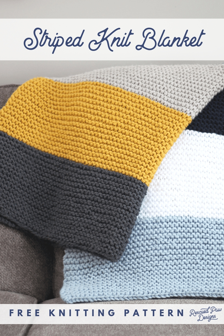 Knit Blanket Pattern How To Knit A Blanket Free Step Step Beginner Knit Blanket Pattern