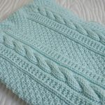 Knit Blanket Pattern Keep Your Ba Cozy With Knitted Ba Blankets Cottageartcreations