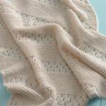 Knit Blanket Pattern Treasured Heirloom Ba Blanket Free Knit Pattern Styles Idea