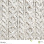 Knit Fabric Patterns Cable Knit Fabric Background Stock Image Image Of Scarf Cloth