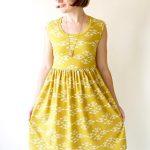 Knit Fabric Patterns Isla Sewing Pattern Pdf Sew Pinterest Sewing Sewing Patterns