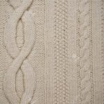 Knit Fabric Patterns Texture Of White Knitted Fabric With Patterns Stock Photo Picture