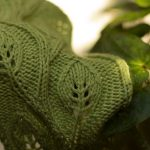 Knit Leaf Pattern Free Daphne Scarf Knitting Patterns And Crochet Patterns From Knitpicks