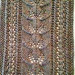 Knit Leaf Pattern Free Free Leaves Patterns Knitting Bee 5 Free Knitting Patterns