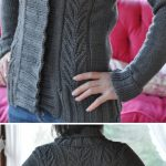 Knit Leaf Pattern Free Leaf Lace Knitting Patterns In The Loop Knitting