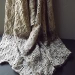 Knit Leaf Pattern Free Olives And Mermaids And Wine Oh My Natural Leaf Wrap