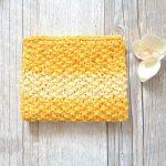 Knit Washcloth Pattern Free Easy Easy Knit Waschloth Pattern Sunshine Washcloth Mama In A Stitch