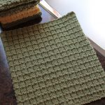 Knit Washcloth Pattern Free Easy Knitted Dishcloths Archives Leah Michelle Designs