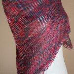 Knitting Patterns Easy Ones One Skein Shawl Knitting Patterns In The Loop Knitting