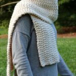 Knitting Patterns Easy Scarf Fifty Four Ten Studio New Easy Scarf Knitting Pattern Side Line Scarf
