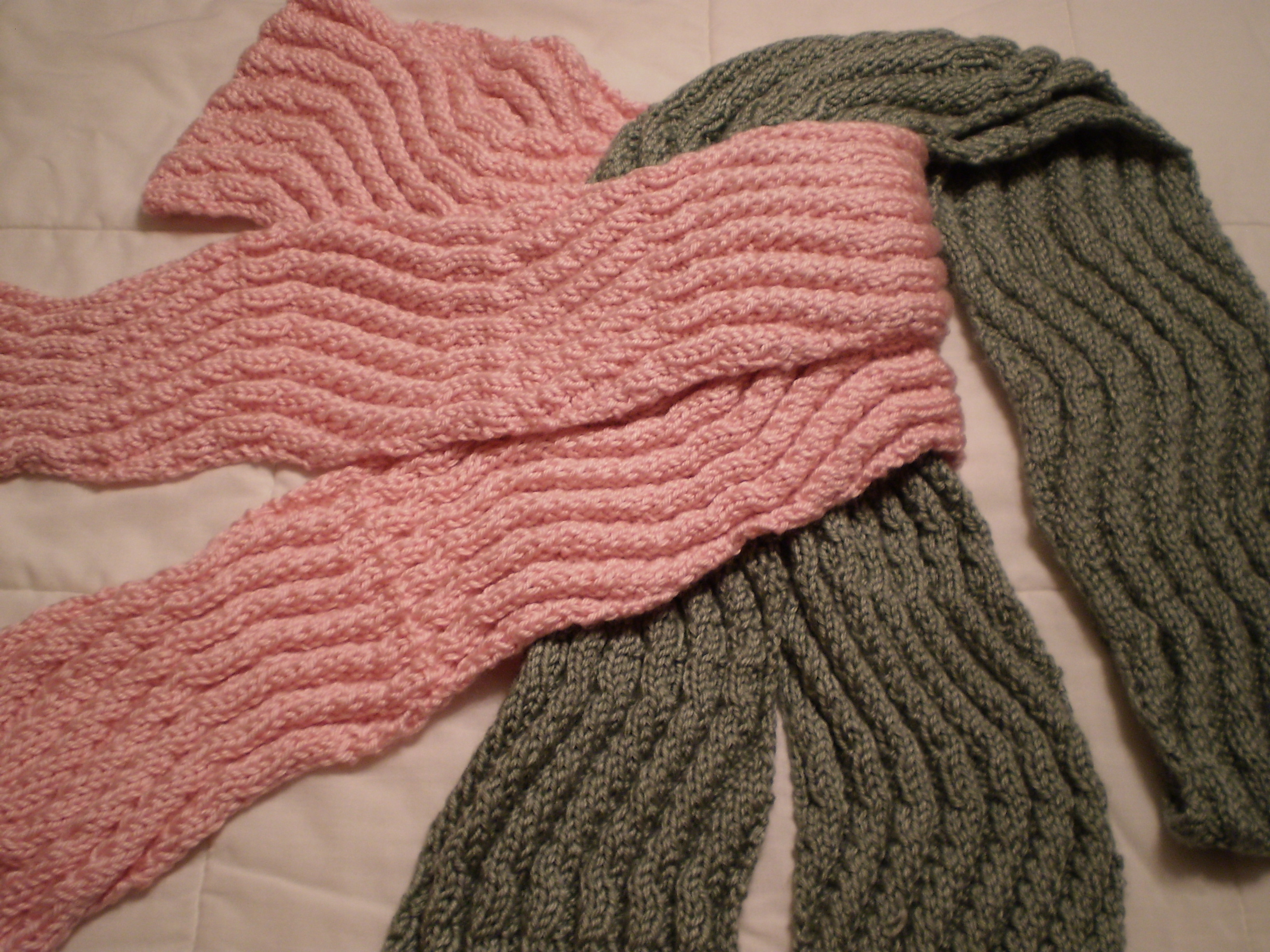 Knitting Patterns Easy Scarf Scarf Knitting Patterns Easy Crochet And Knit