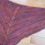 Mohair Knitting Patterns Shawl Chris Knits In Niagara Beaded Mohair Shawl