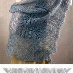 Mohair Knitting Patterns Shawl Crochet Patterns Shawl Soft Gray Shawl Made Of Mohair Knitting