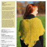 Mohair Knitting Patterns Shawl Giselle Shawl Pattern