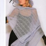 Mohair Knitting Patterns Shawl Irina Lace Knitting Mohair Shawl Patterns