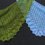 Mohair Knitting Patterns Shawl Knitting Patterns Galore Calais Shawl