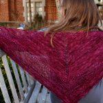 Mohair Knitting Patterns Shawl Shawl Stockinette