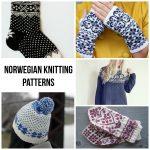 Norwegian Knitting Pattern Hat Cozy Norwegian Knitting Patterns The Craftsy Blog