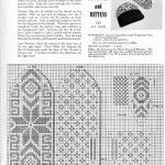 Norwegian Knitting Pattern Hat Day 3 12 Days Of Scandinavian Christmas Norwegian Mittens And