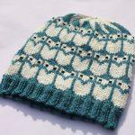 Norwegian Knitting Pattern Hat Knitted Hat Verilyknits