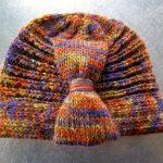 Norwegian Knitting Pattern Hat Knitting Lady Violette