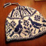 Norwegian Knitting Pattern Hat Norwegian Love Bird Hat Norwegian Knitting Pinterest Knit Hats