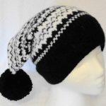 Norwegian Knitting Pattern Hat Norwegian Stripe Ski Hat Designer Hand Knitting Pattern
