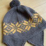Norwegian Knitting Pattern Hat The Knit Nurse Chronicles Norwegian Star Earflap Hat