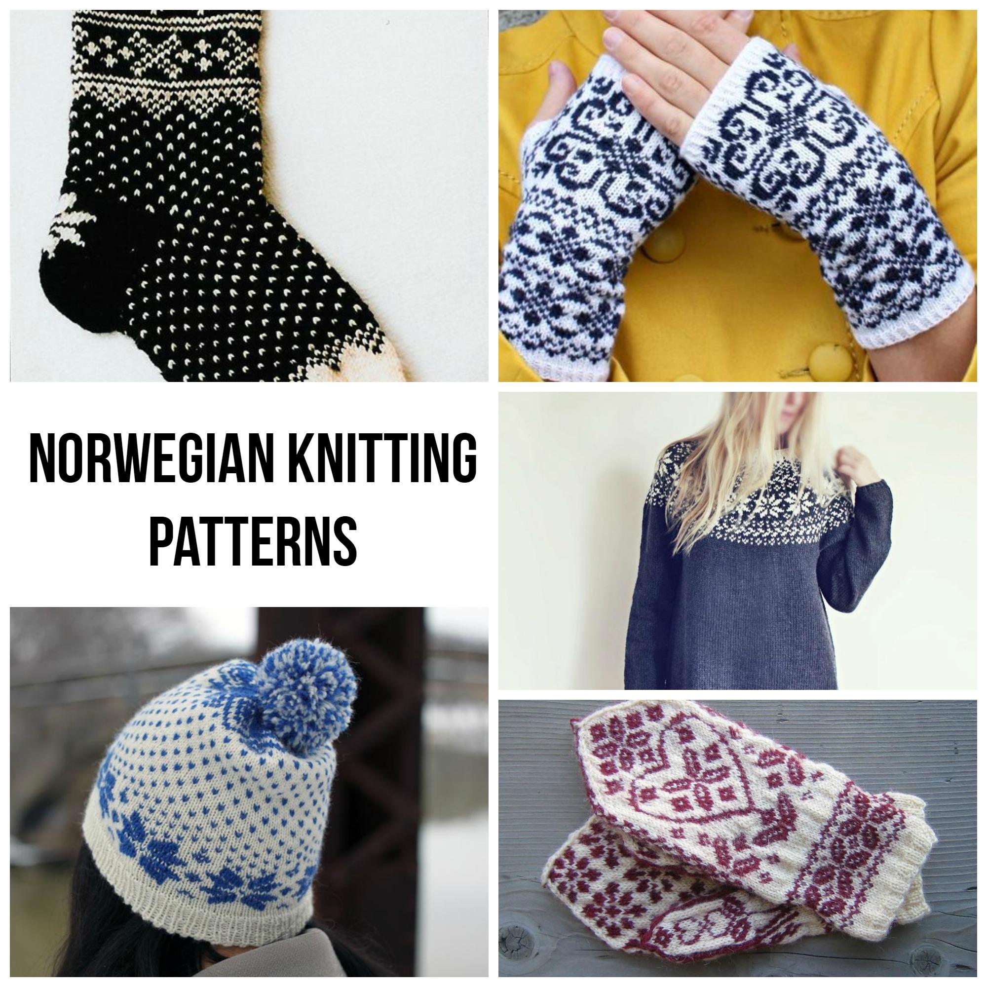 Norwegian Knitting Patterns Free Cozy Norwegian Knitting Patterns The Craftsy Blog