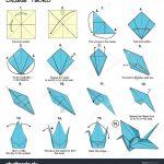 Origami Animals Instructions Easy Origami Crane Folding Instructions Origami Maker Easy Beginners