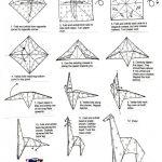 Origami Animals Instructions Instructions Origami Animals Archives Berverlycar Maroc