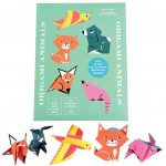 Origami Animals Instructions Origami Animals Kit Rex London Dotcomgiftshop