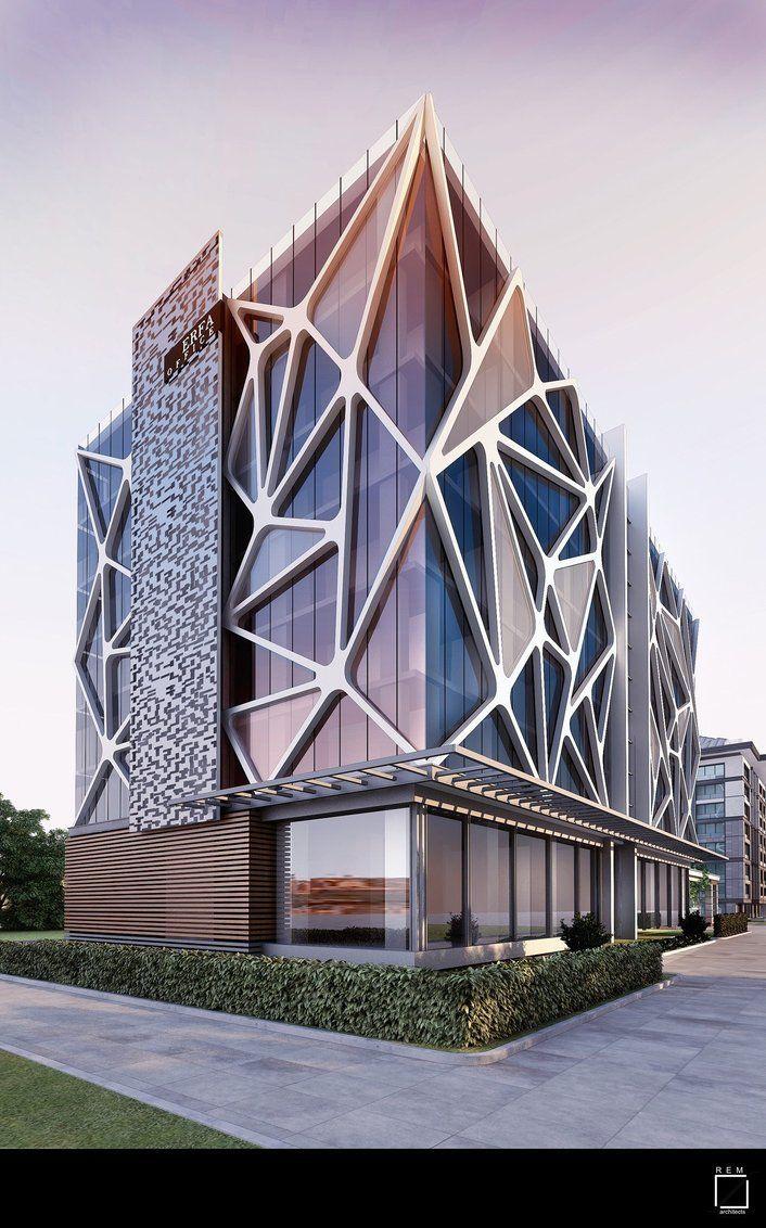 Origami Architecture Design Elegant Architecture Design Michaellouis Wwwmichaellouis