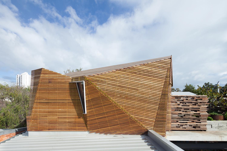 Origami Architecture Design Grand Designs Australia Origami House Completehome