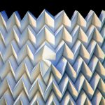 Origami Architecture Design Learning From Origami To Design New Materials Office Of News