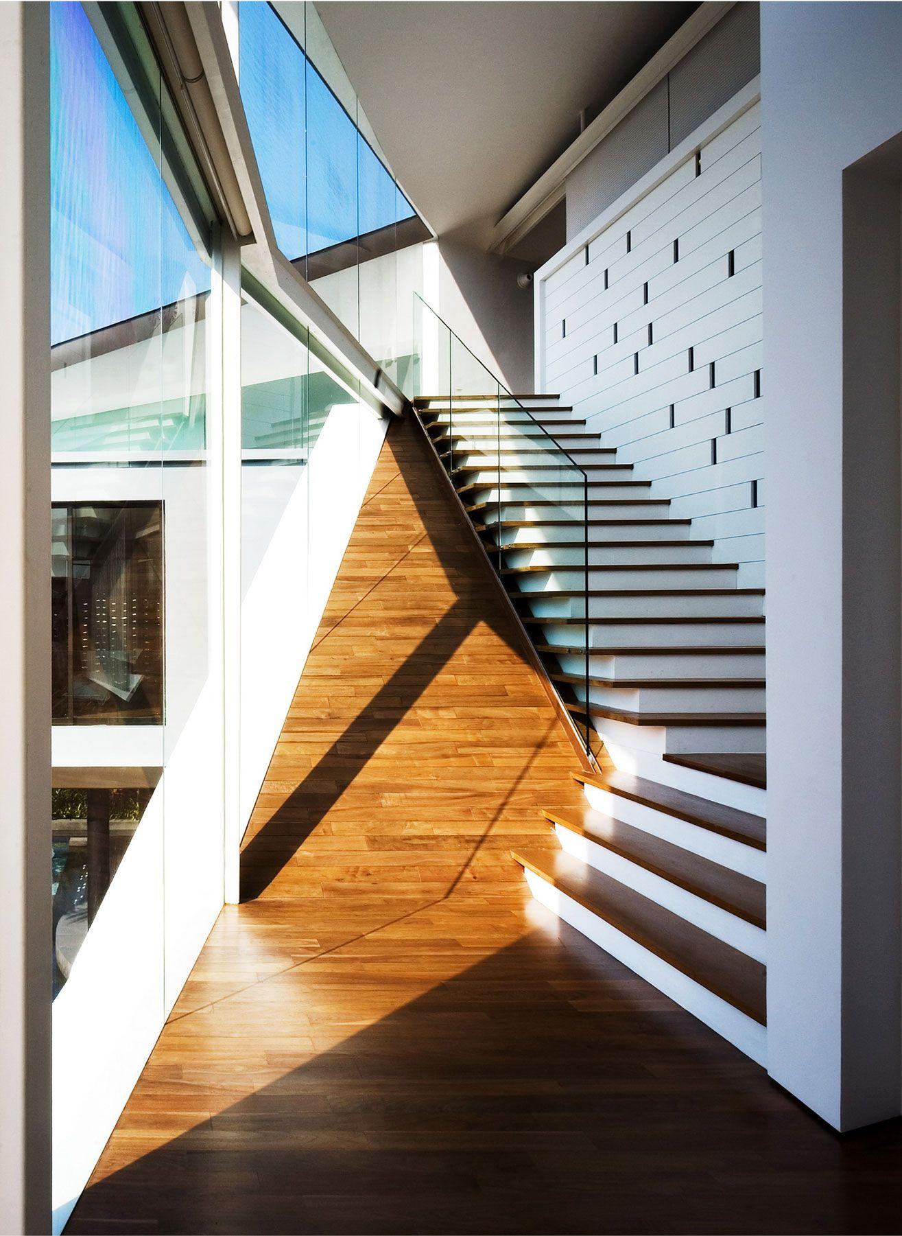 Origami Architecture Design Origami House Formwerkz Architects Caandesign Architecture