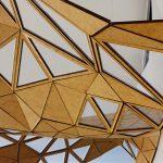 Origami Architecture Design Urban Rigid Origami Switch Lcw