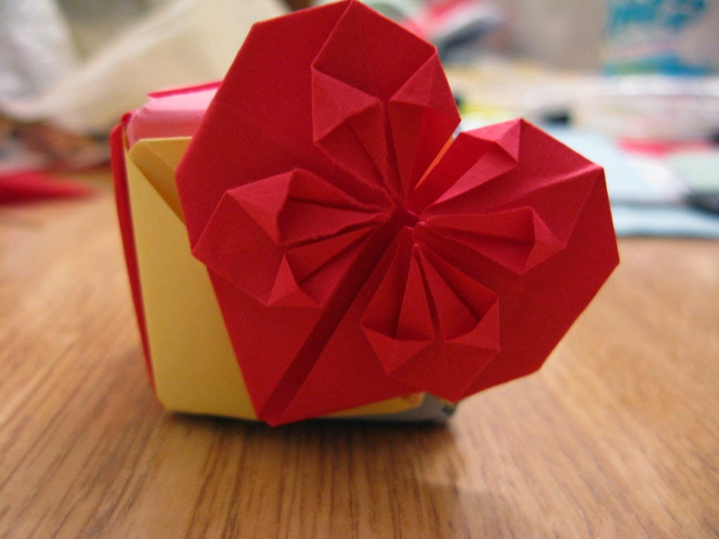 Origami Art Projects Ideas Romantic Origami Craft Ideas And Art Projects